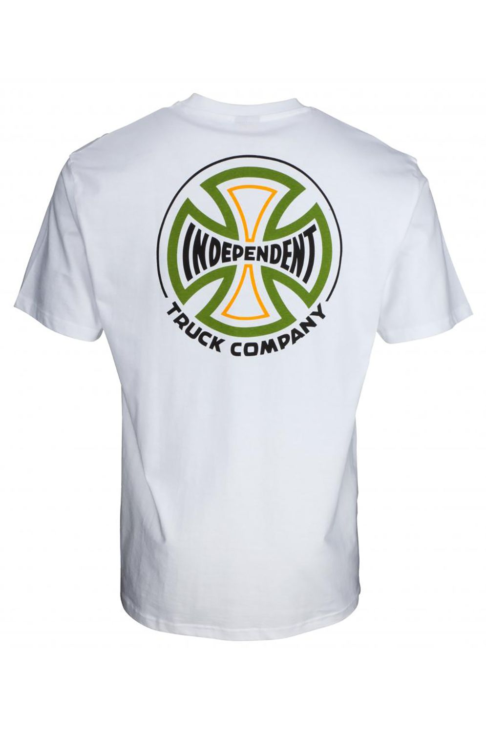 T-Shirt Independent CONVERGE T-SHIRT White