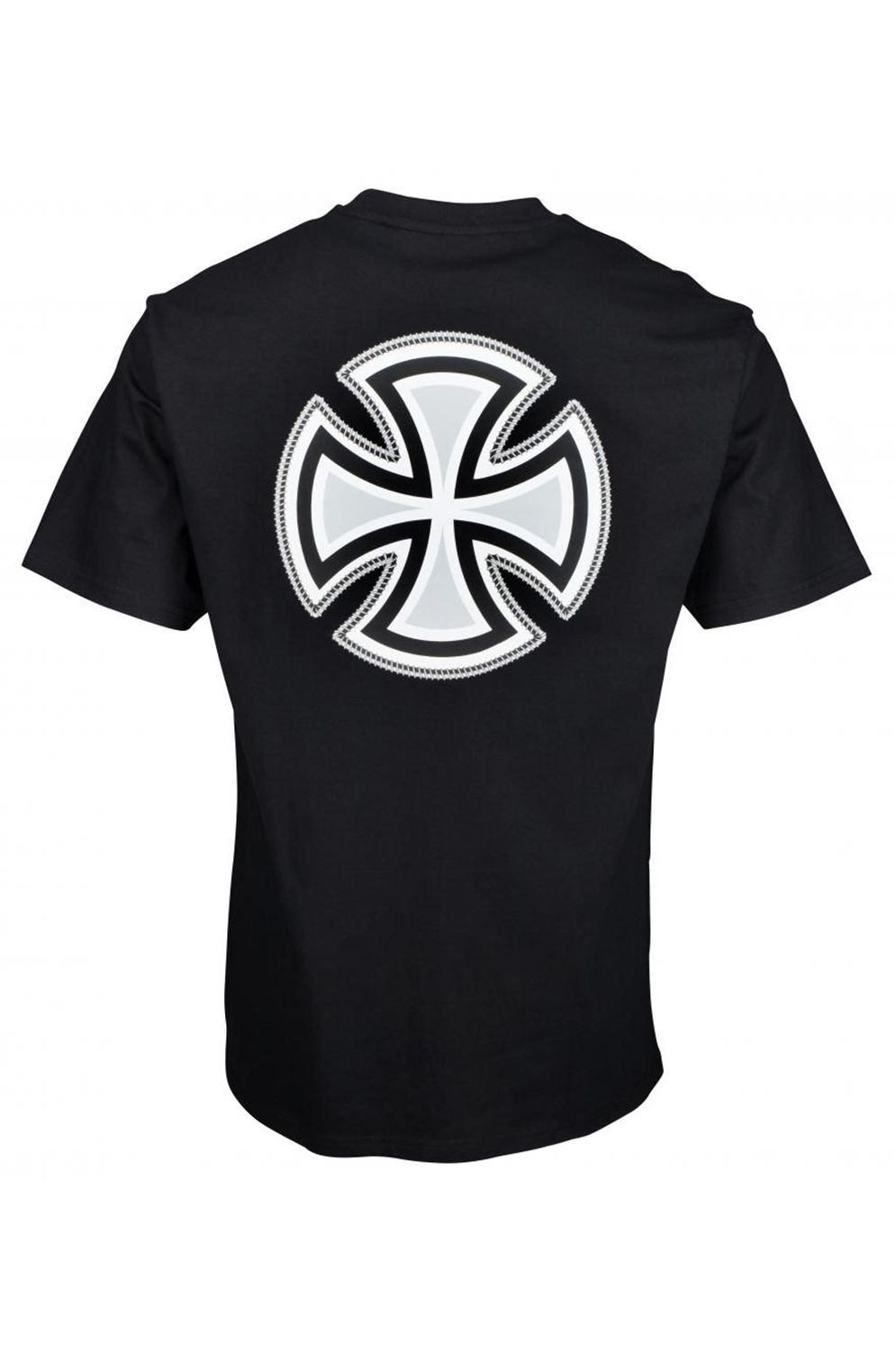 T-Shirt Independent REBAR CROSS T-SHIRT Black