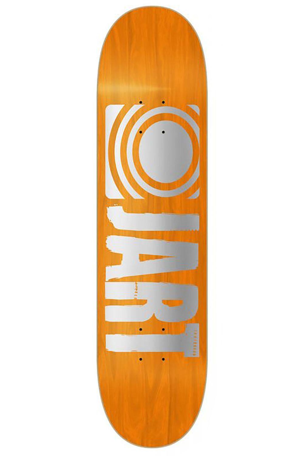 "Jart Skate Board CLASSIC 8"" x 31.85"" LC Orange"