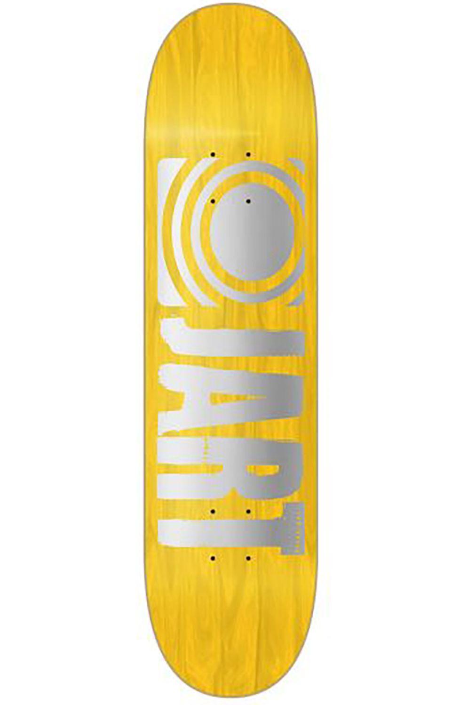 "Jart Skate Board CLASSIC 8.125"" x 31.85"" LC Yellow"