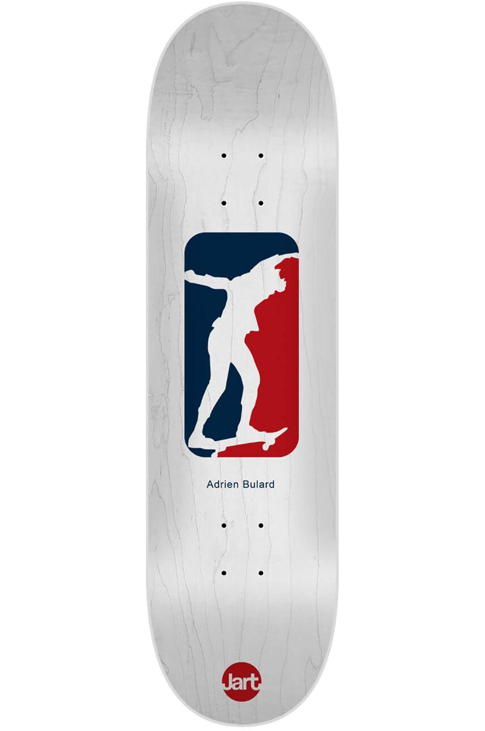 """Jart Skate Board CUT OFF 8.125"""" X 31.85"""" LC ADRIEN BULARD Assorted"""