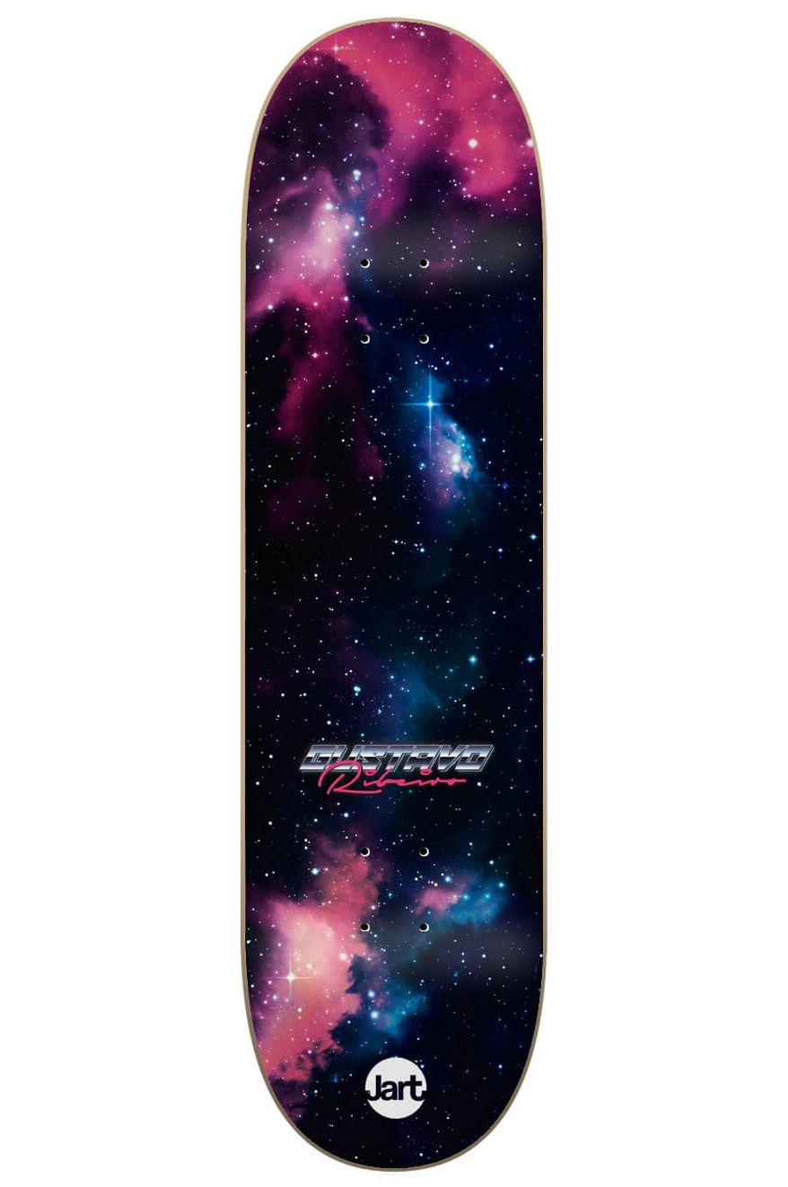 "Jart Skate Board 8"" X 31.85"" UNIVERSE LC GUSTAVO RIBEIRO Assorted"
