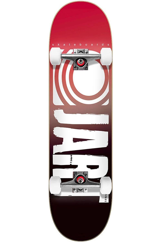 "Street Skate Jart 8"" X 31.85"" CLASSIC Red/Black"