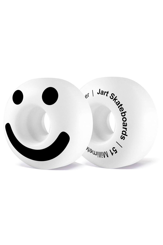 Jart Skate Wheels 51MM BE HAPPY 102A Assorted