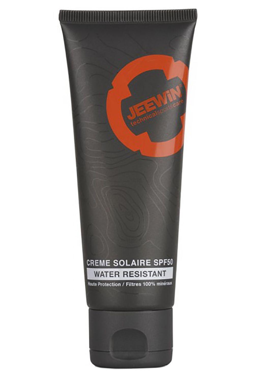 Jeewin Sunscreen SUNCREAM SPF50 100% MINERAL - 80G Assorted