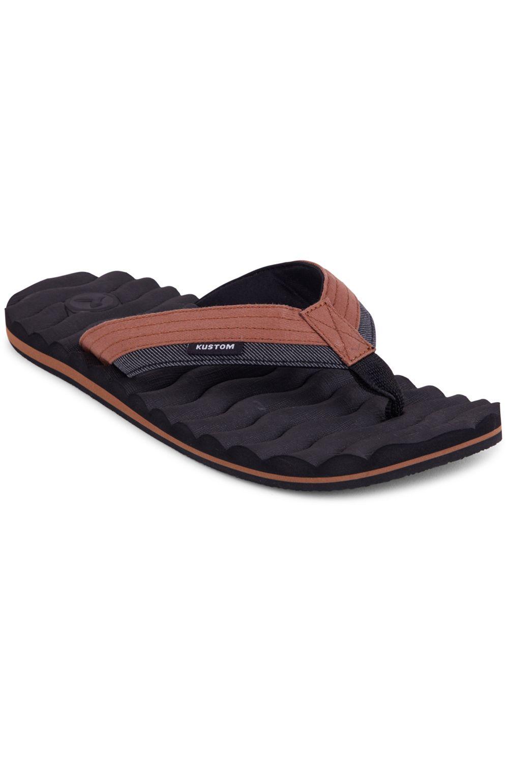 Kustom Sandals HUMMER Slate/Tan