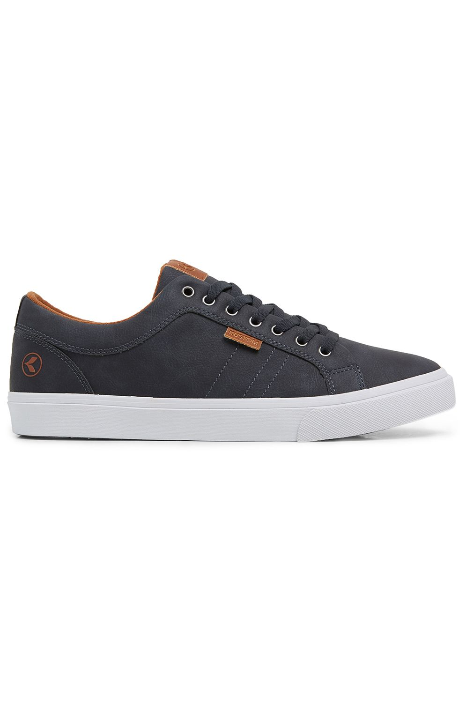 Kustom Shoes FINETIME CLASSIC Navy Supreme