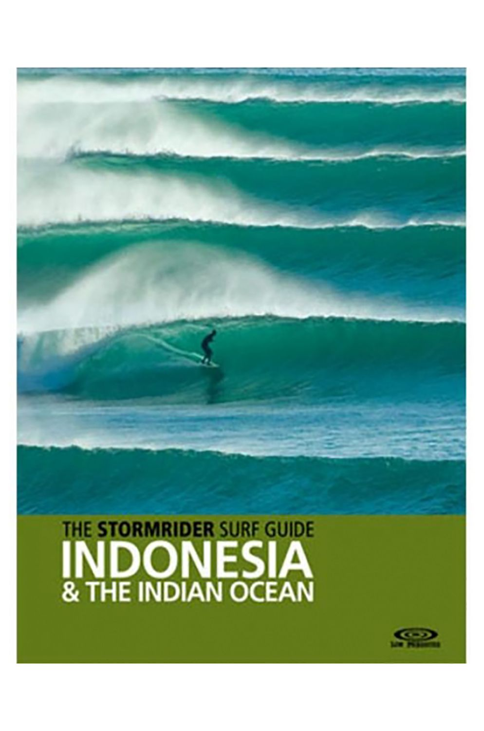Stormrider Book GUIDE EDITION INDO & INDIAN OCEAN Assorted