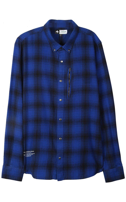 Camisa LRG IN THE SHADOWS Royal Blue