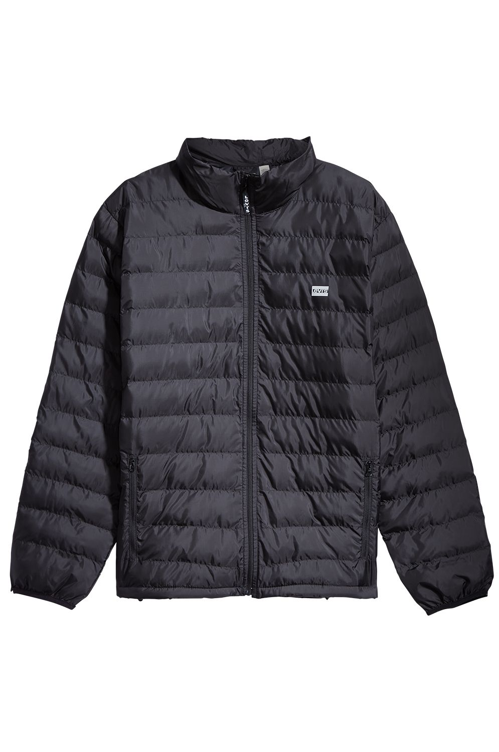 Blusão Levis PRESIDIO PACKABLE JACKET Mineral Black