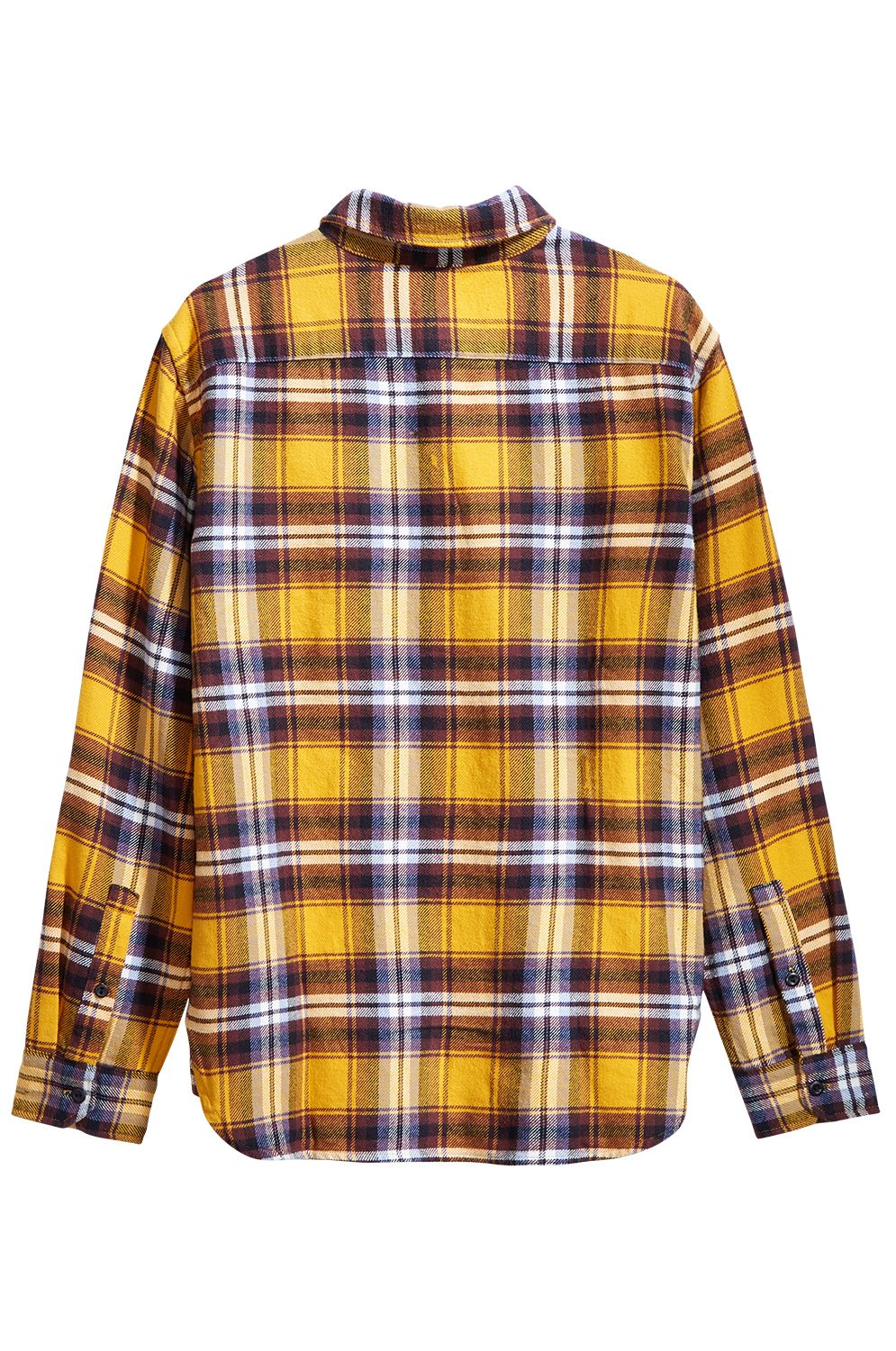 Camisa Levis JACKSON WORKER Andrusia Golden Yellow
