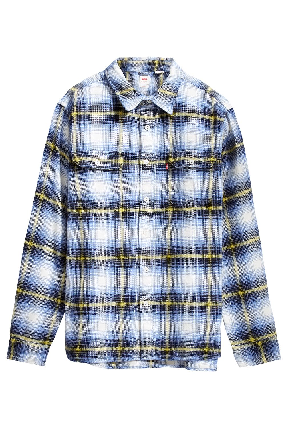 Levis Shirt JACKSON WORKER Wildomar Almond Milk