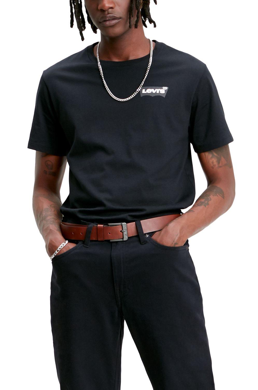 T-Shirt Levis HOUSEMARK GRAPHIC Hm Ssnl Emb Mineral Black