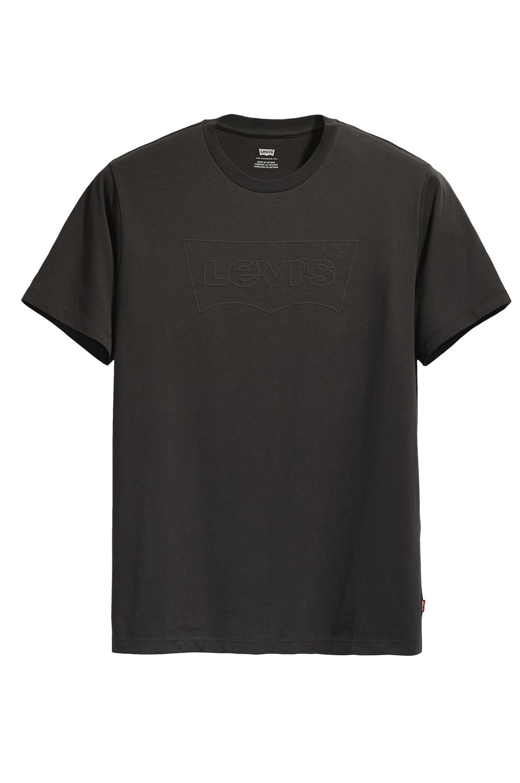 T-Shirt Levis HOUSEMARK GRAPHIC TEE Ssnl Hm Outline Jet Black