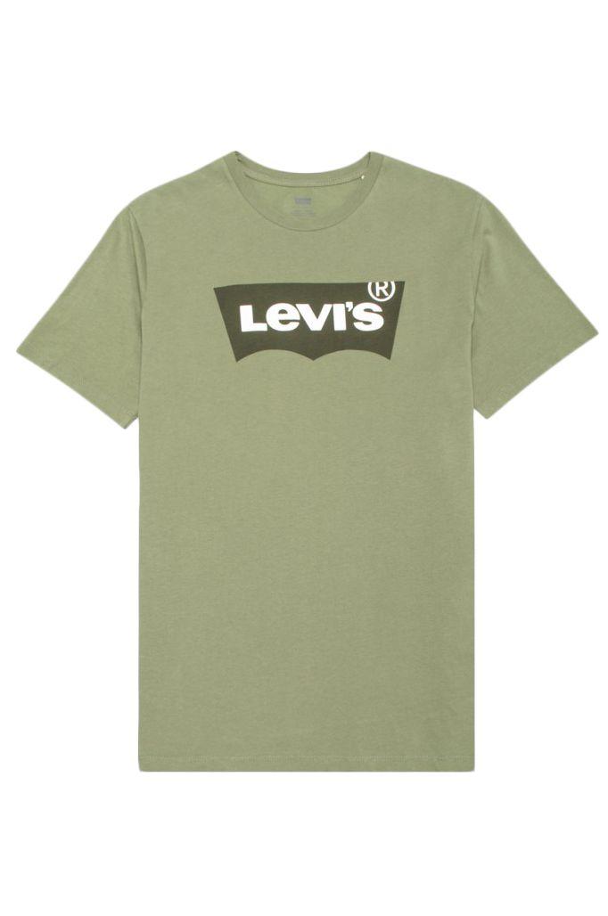 T-Shirt Levis HOUSEMARK GRAPHIC TEE Hm Ssnl Emb Aloe