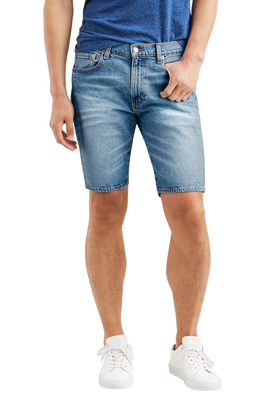 Walkshorts Levis 502 TAPER HEMMED Harbour