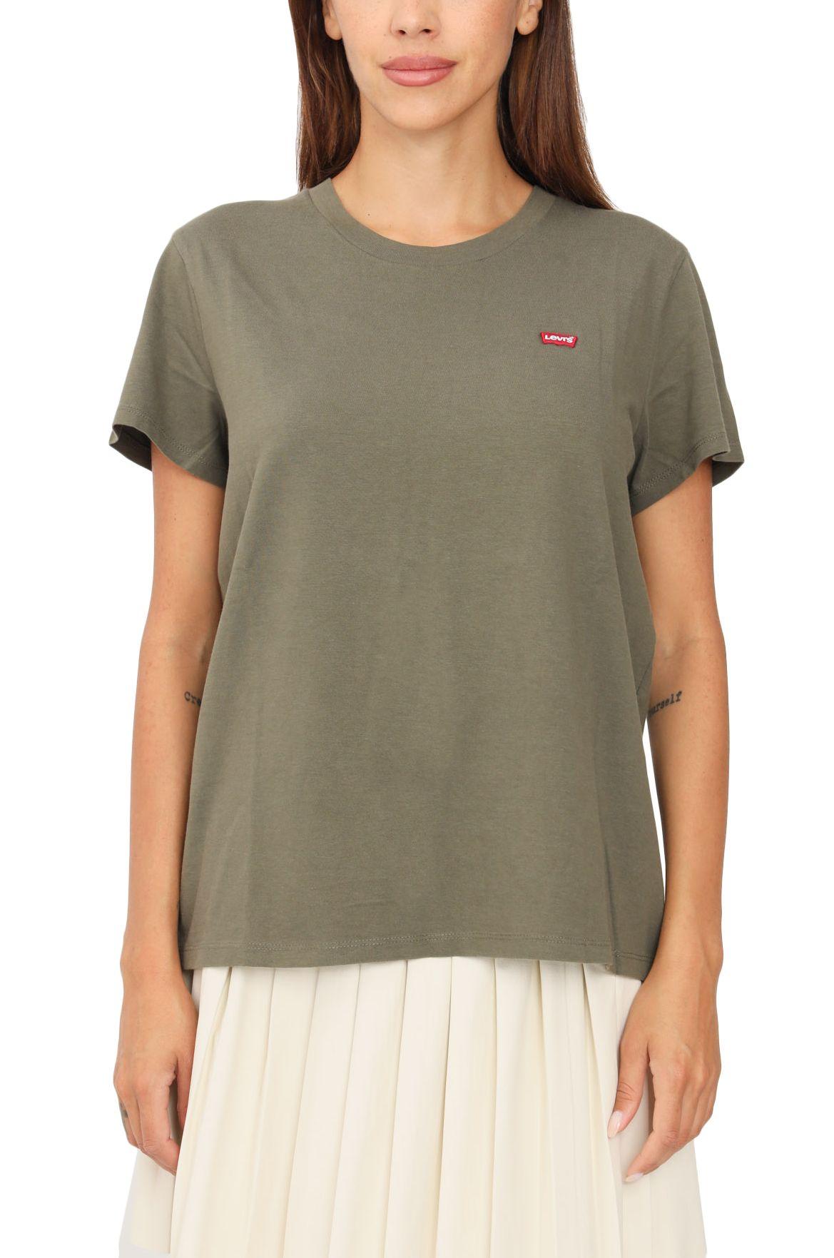 Levis T-Shirt PERFECT TEE Sea Turtle