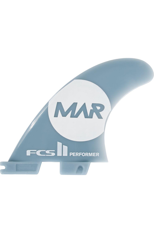 Mar Fins FCS II PERFORMER GF SMALL BLUE Tri