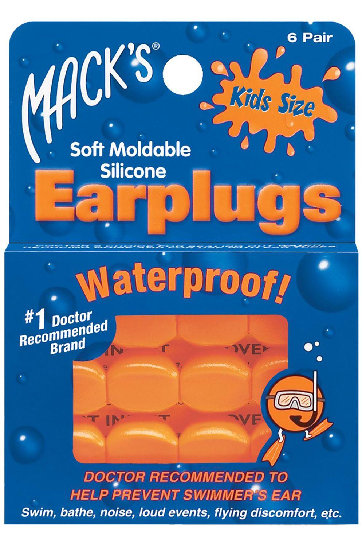 Earplugs Mack'S KIDS SLICONE Assorted
