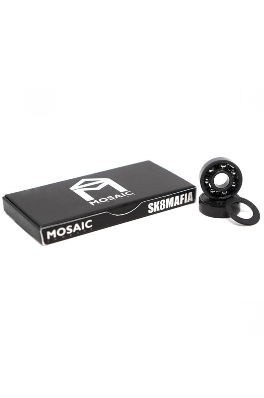 Rolamentos Mosaic Company SUPER 1 TYLER SURREY ABEC 7 608RRS Black