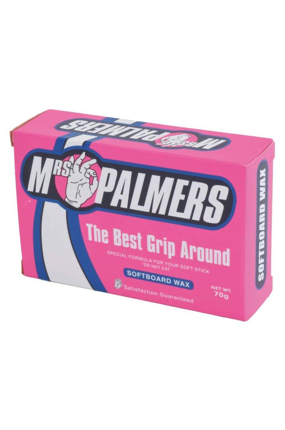 Wax Mrs Palmers SOFTBOARD White