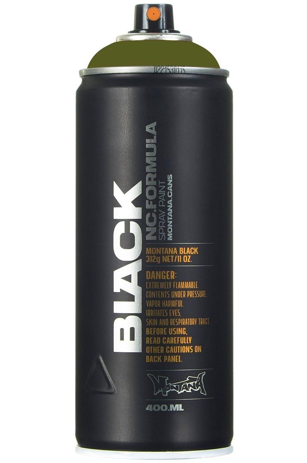 Canetas/Tintas Montana BLACK 400ML Troops