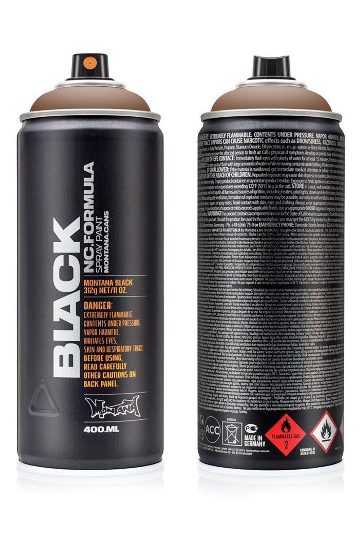 Canetas/Tintas Montana BLACK 400ML Chocolate