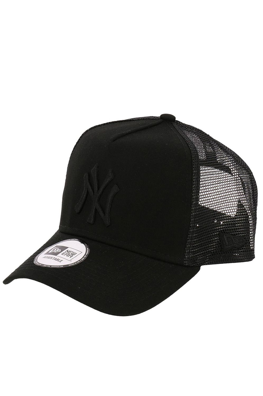 New Era Cap   CLEAN TRUCKER NEYYAN Black/Black