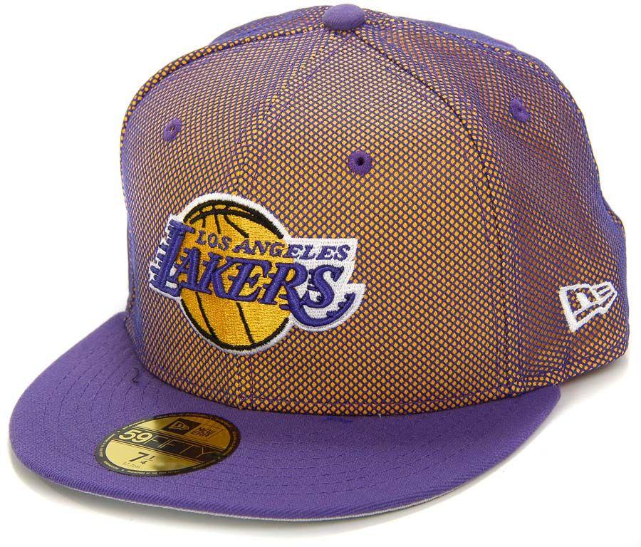 Bone New Era MESH CROWN OTC Los Angeles Lakers