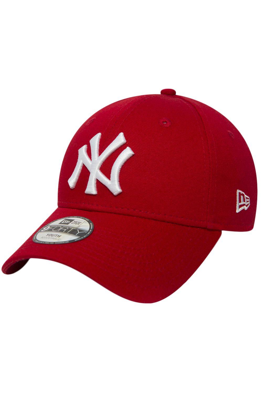 New Era Cap   K 940 MLB LEAGUE BASIC NEYYAN Scarlet/Wheat