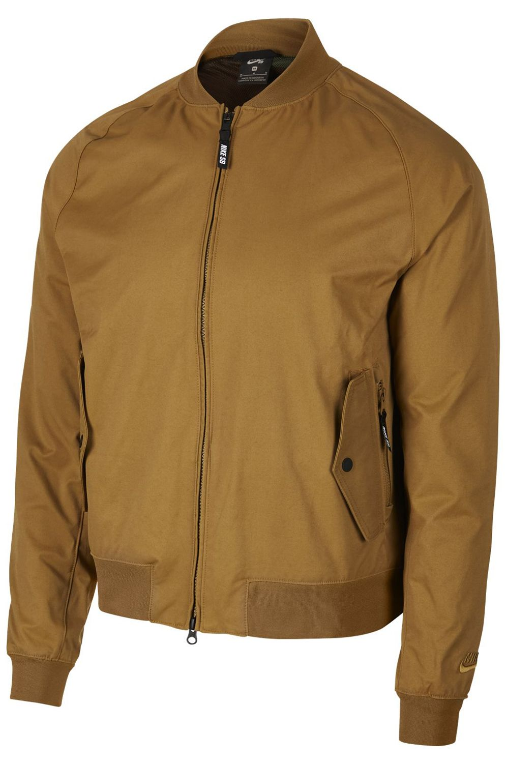 Nike Sb Jacket BOMBER Golden Beige/(Golden Beige)