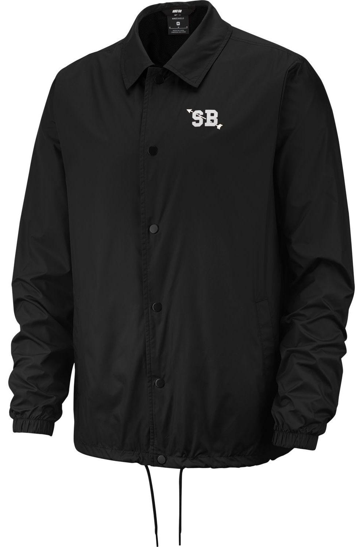 Corta Vento Nike Sb SHIELD SSNL CCHS BlackBlack(Summit White)