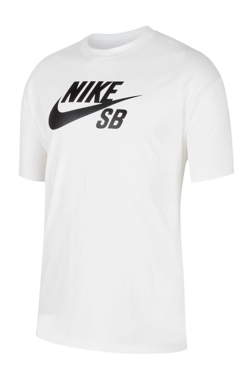 T-Shirt Nike Sb LOGO White/(Black)