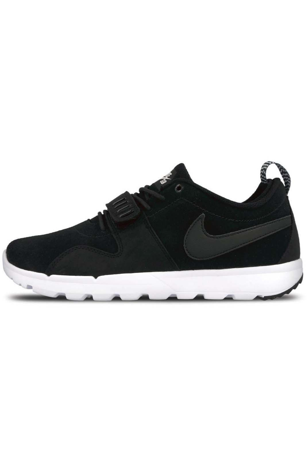 Tenis Nike Sb TRAINERENDOR Black/Black-White