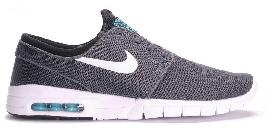 Tenis Nike Sb STEFAN JANOSKI MAX Dark Grey/White-Black-Gamma Blue