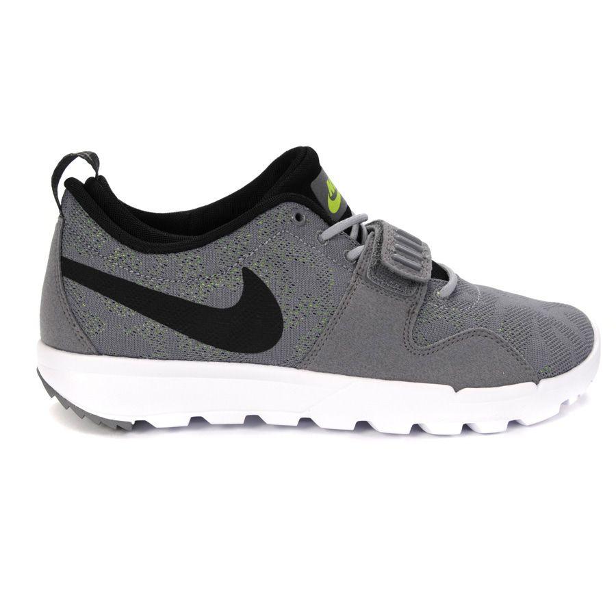 Tenis Nike Sb TRAINERENDOR Cool Grey/Black-White-Volt