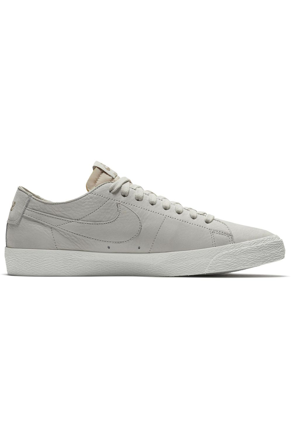 Tenis Nike Sb ZOOM BLAZER LOW DECON Lt Bone/Lt Bone-Khaki