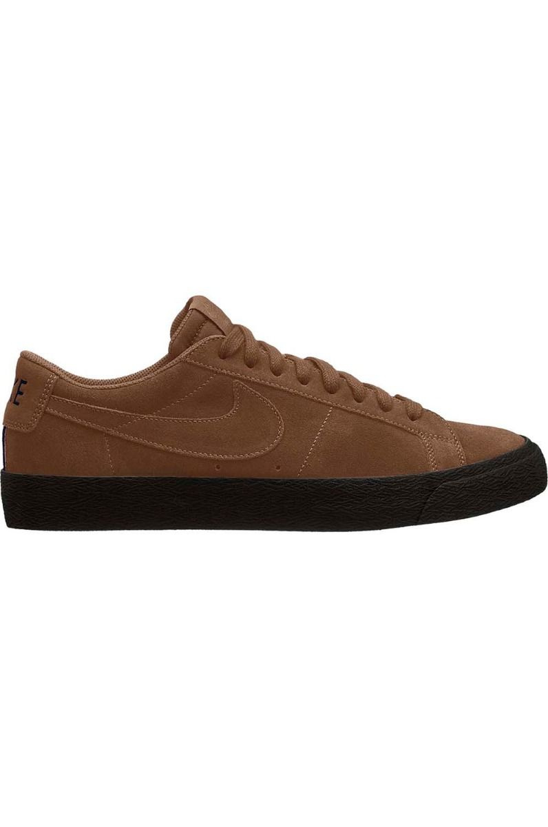 Tenis Nike Sb ZOOM BLAZER LOW Lt British Tan/Lt British Tan-Black