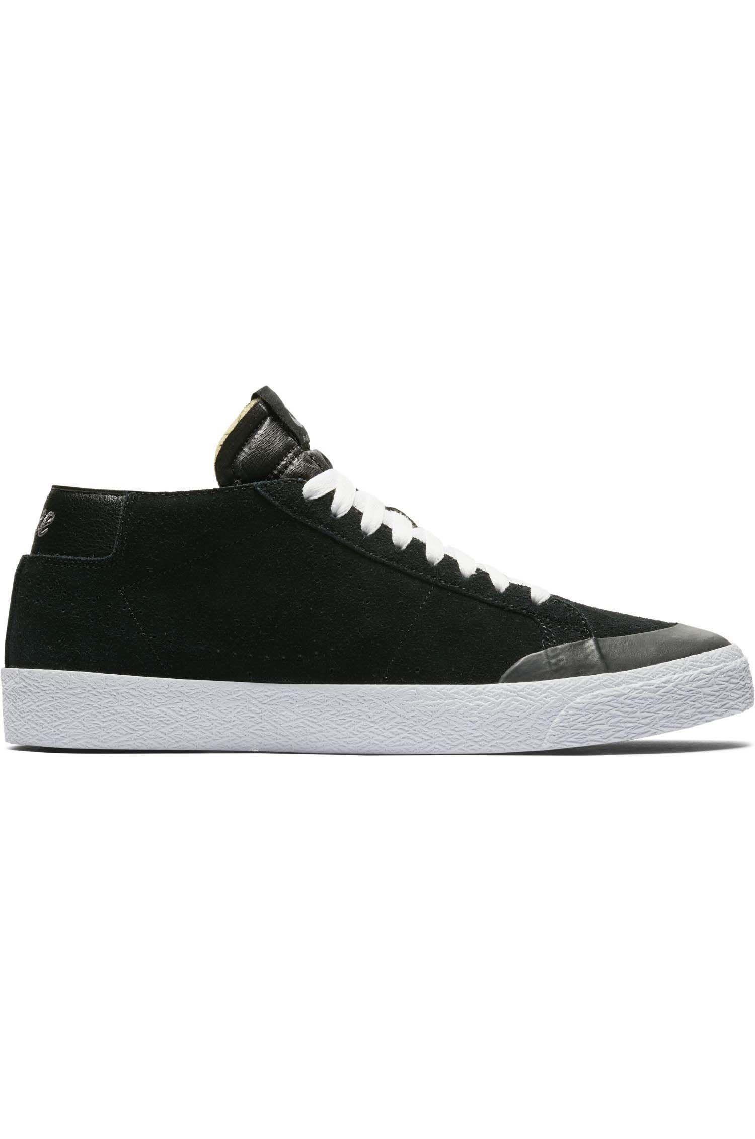 Tenis Nike Sb ZOOM BLAZER U CHUKKA XT Black/Black-Gunsmoke