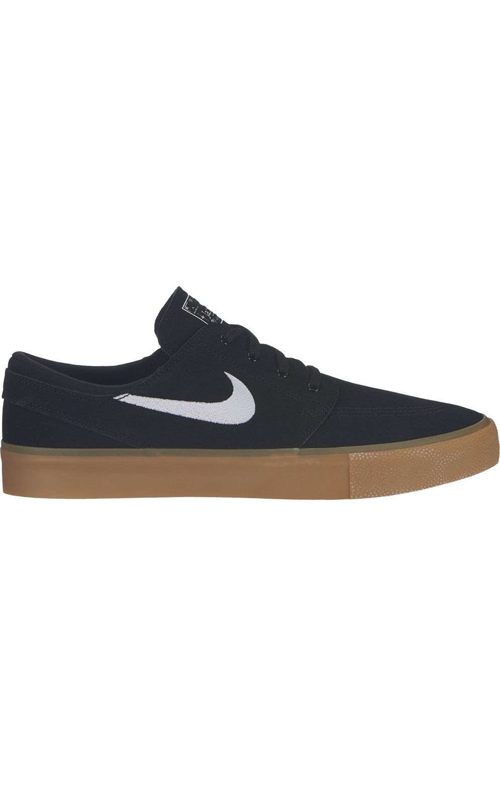 Tenis Nike Sb ZOOM STEFAN JANOSKI RM Black/White-Black-Gum Light Brown