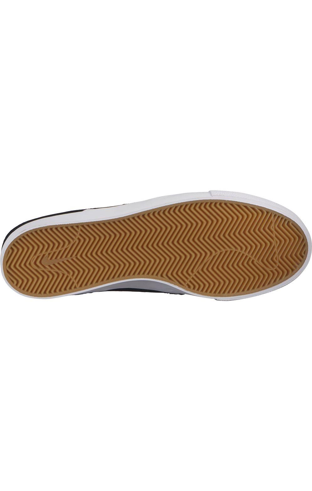 Tenis Nike Sb ZOOM STEFAN JANOSKI RM Black/White-Thunder Grey-Gum Light Brown