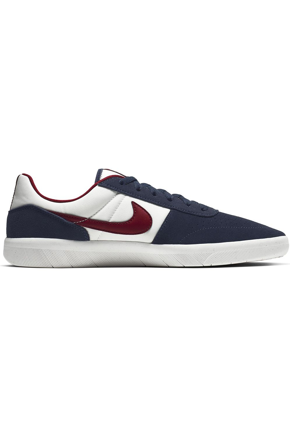 Tenis Nike Sb TEAM CLASSIC Obsidian/Team Red-Summit White