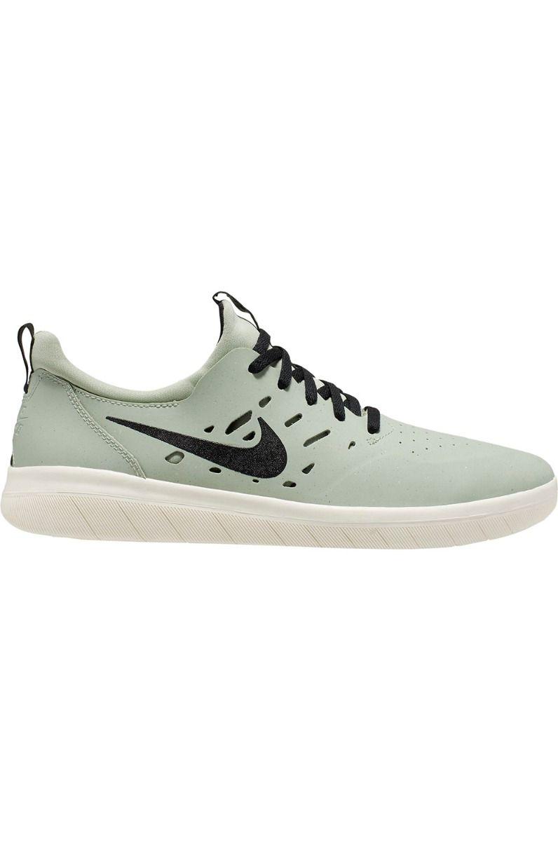 Tenis Nike Sb NYJAH FREE Jade Horizon/Black-Jade Horizon-Pale Ivory