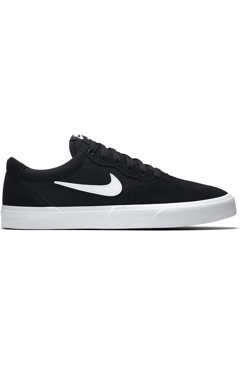 Tenis Nike Sb CHRON SOLARSOFT Black/White