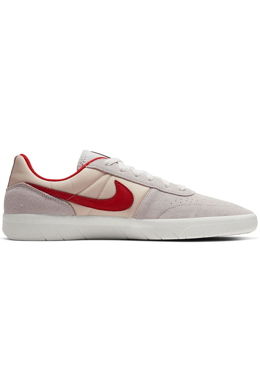 Tenis Nike Sb TEAM CLASSIC Photon Dust/University Red-Light Cream