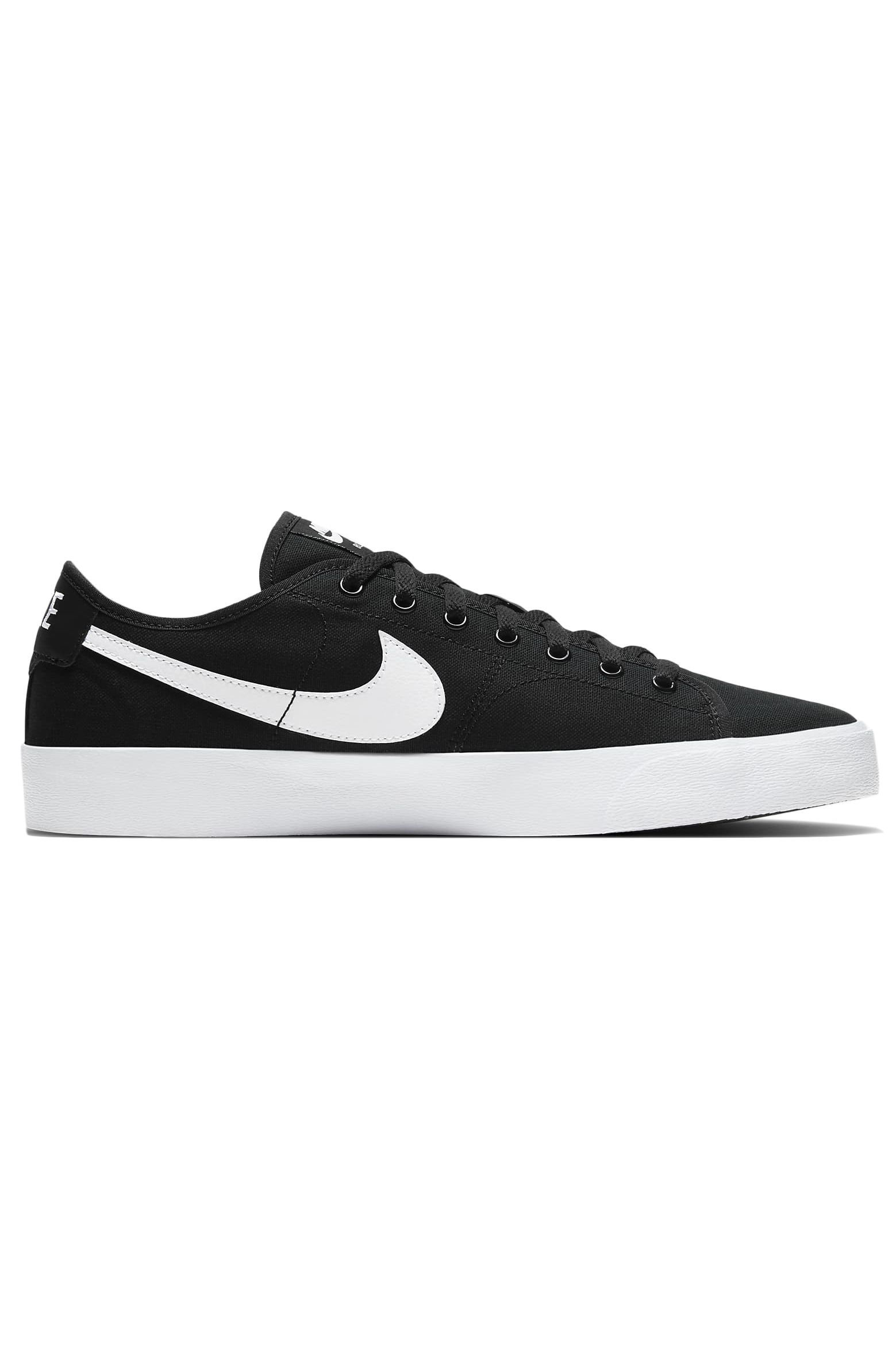 Tenis Nike Sb BLAZER COURT Black/White-Black-Gum Light Brown