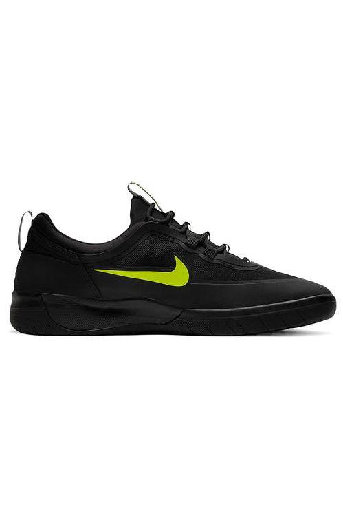 Tenis Nike Sb NYJAH FREE 2 Black/Cyber-Black-Black