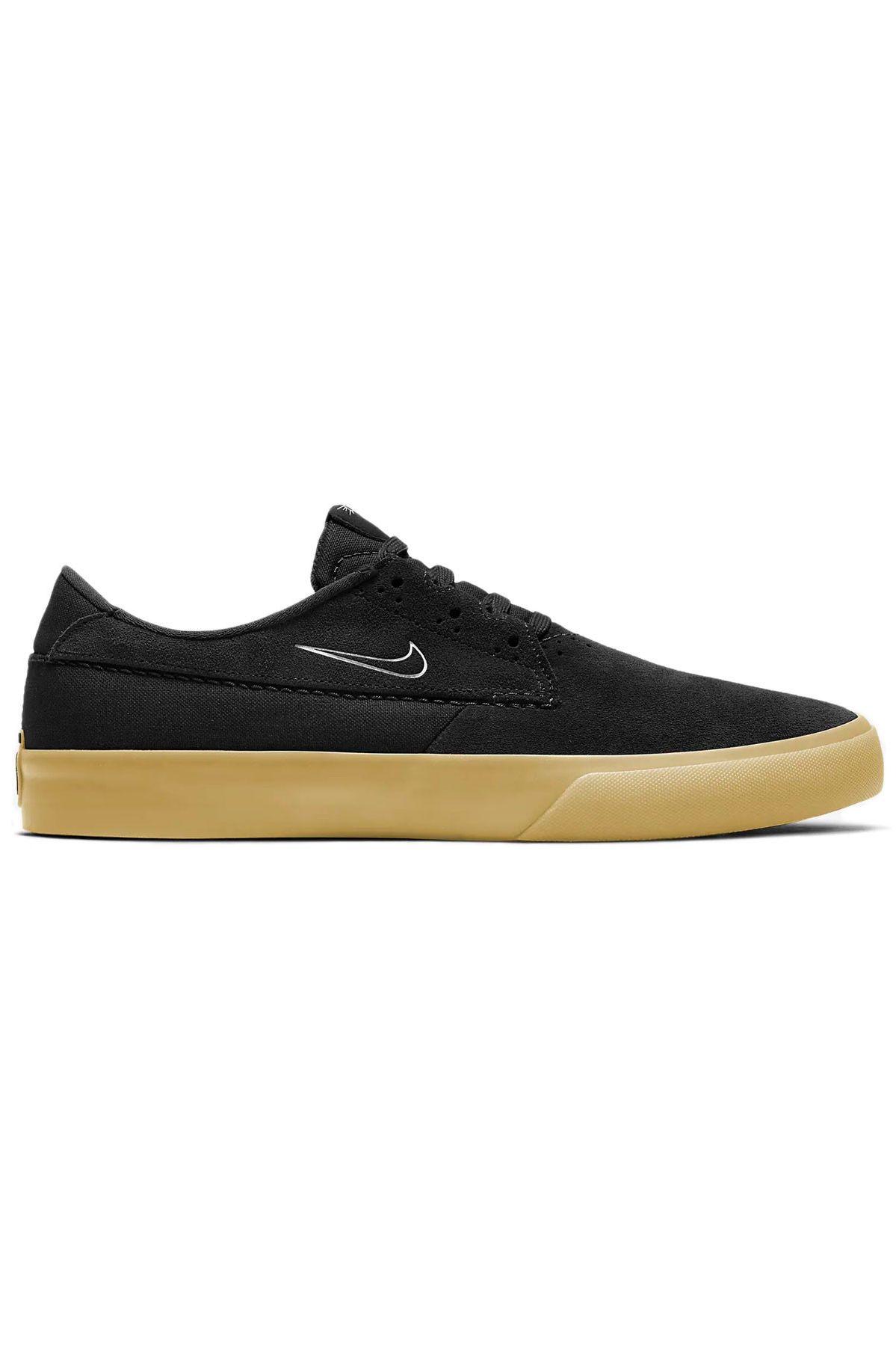 Nike Sb Shoes SHANE Black/White-Black-Black