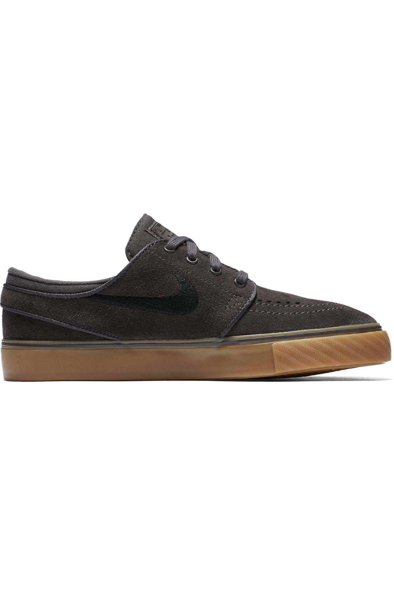 Tenis Nike Sb STEFAN JANOSKI (GS) Thunder Grey/Black-Gum Lt Brown