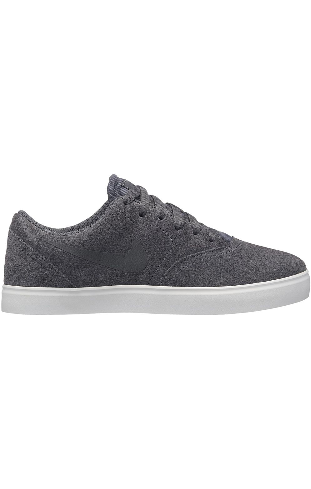 Tenis Nike Sb CHECK SUEDE (GS) Dark Grey/Dark Grey-Black-Summit White